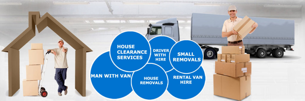 Professional house moving Naas