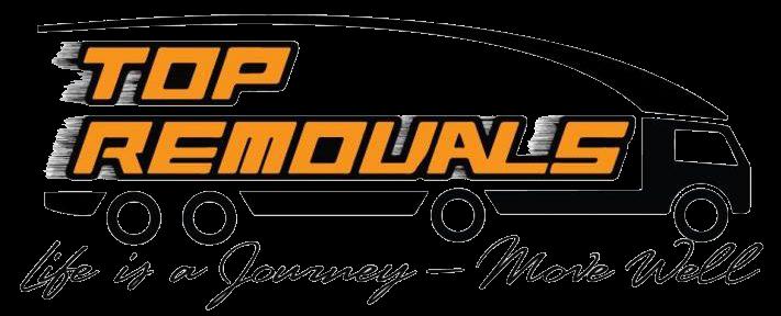 Top Removals Logo
